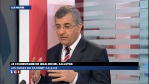 Décryptage : les 3 points du rapport Gallois qui contredisent Hollande