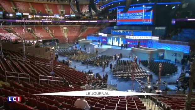 Elections US : la convention démocrate ouvre ses portes sur fond de polémique