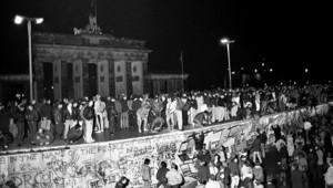 mur de berlin 9 novembre 1989