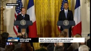 """NSA : la """"confiance mutuelle"""" a été """"restaurée"""""""