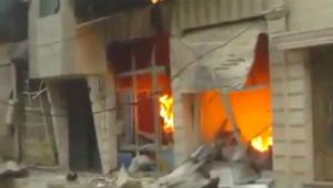 Syrie : à Homs, le 7/2/12