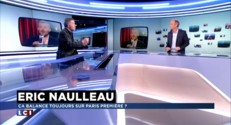"""Eric Naulleau : « Il faut une liberté de ton » dans """"Ça balance à Paris"""""""