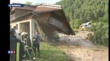 Impressionnantes inondations à Los Angeles et en Roumanie