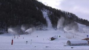 Le 13 heures du 12 décembre 2014 : La neige attendue au Val d'Is� - 1259.539