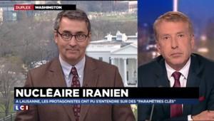 """Nucléaire iranien : """"Cette entente dessine un véritable accord final et historique"""""""