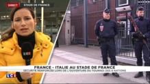 Après les attentats, un test de sécurité au Stade de France avant l'Euro 2016