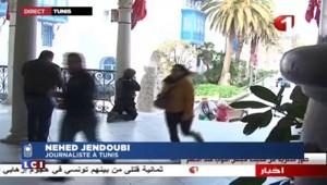 Attaque à Tunis : les images de l'évacuation des otages