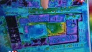 La thermographie pour lutter contre la perte d'énergie des habitations