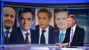 """Le 13 heures du 22 septembre 2014 : Retour de Nicolas Sarkozy : """"Tout n%u2019est pas r��our lui"""" - 624.134"""