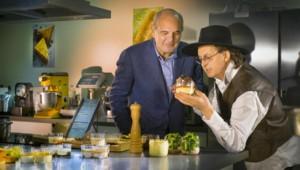 Marc Veyrat et Gilles Terzakou lancent leur food-truck de bocaux