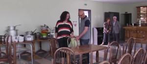 SOS Villages : grâce à l'opération, le seul restaurant de la ville de Thury est sauvé