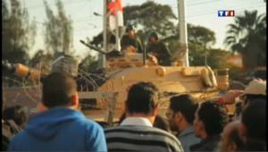 Egypte : l'armée établit un périmètre de sécurité au Caire