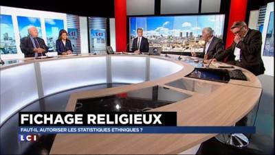 """Fichage ethnique : """"Il faut savoir ce qu'on en fera, je ne sais pas qui va diriger la France dans 10 ans"""""""