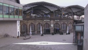 Gare Cologne Allemagne Capture