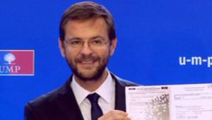 Jérôme Lavrilleux, directeur de cabinet et représentant à la Cocoe de Jean-François Copé (le 22 novembre 2012)