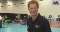 Le prince Harry 8-09-2014