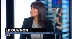 """Samia Ghali : à Marseille, """"il y a des zones où le droit ne s'exerce pas"""""""