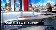 """""""Vue sur la Planète"""" : COP21, les artistes se mobilisent"""
