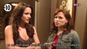 Quinn et Haley vous révèlent les secrets du tournage - Les Frères Scott