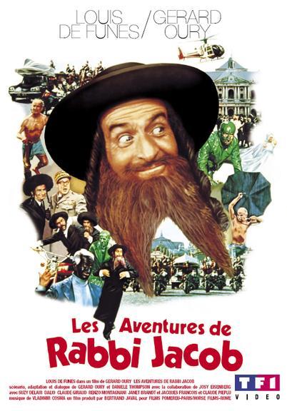 les aventures de rabbi jacob preview 0