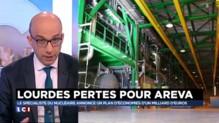 Areva: un plan d'économies d'un milliard d'euros annoncé après de lourdes pertes