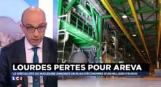 Areva : un plan d'économies d'un milliard d'euros après de lourdes pertes