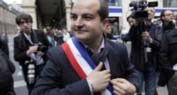 David Rachline, sénateur-maire FN de Fréjus