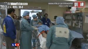 Japon : des employés irradiés à la centrale hospitalisés