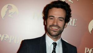 L'acteur Romain Duris à Paris en novembre 2012