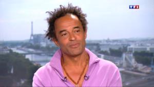 """Le 20 heures du 1 juin 2014 : Yannick Noah, invit�e TF1 : """"C'est important d'aller au bout de ses convictions"""" - 1756.58"""