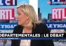 """Marine Le Pen : """"Je n'ai pas d'ennemi en France"""""""