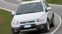 FIAT Sedici 2.0 Multijet 4x4 Emotion - 2011