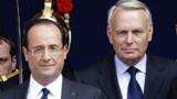 La popularité de Hollande et Ayrault au plus bas