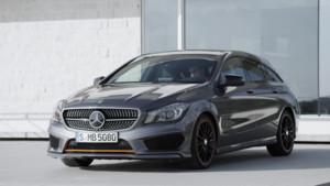 Capture de la vidéo officielle de la Mercedes-Benz CLA Shooting Brake 2015