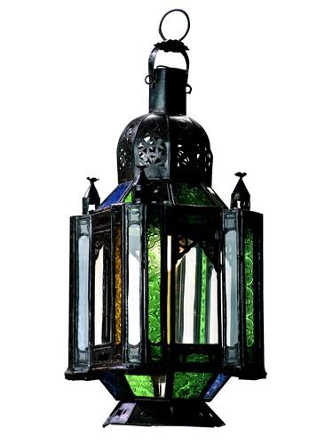 objet déco jardin terrasse lanterne