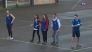 Ces élèves préparent le bac option frisbee, un sport aux vertus pédagogiques