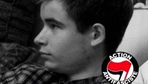 Clément Méric, militant d'extrême gauche de 19 ans, a été tué par trois skinheads à Paris, le 6 juin 2013.