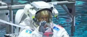 En immersion avec Thomas Pesquet et son entrainement à Houston avant de rejoindre l'espace
