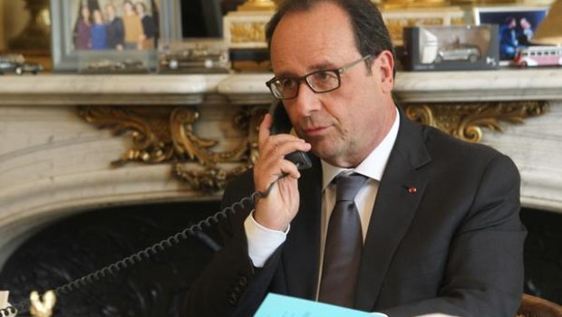 François Hollande, le 24/6/15