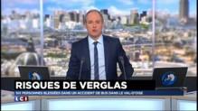 Intempéries : un accident de bus dans le Val-d'Oise fait 6 blessés