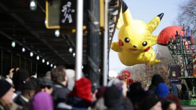 Pikachu des Pokemon