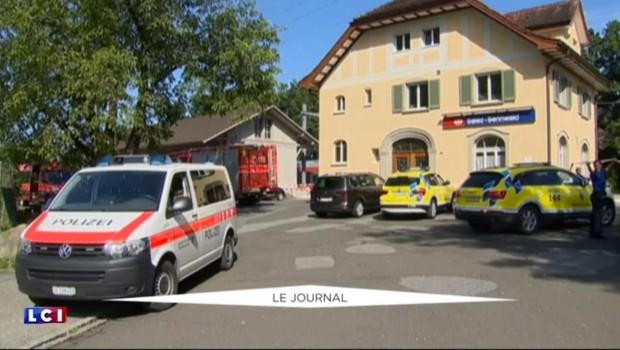 Suisse : un homme met le feu à un wagon et poignarde des passagers, ce que l'on sait