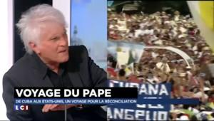 """Visite du pape François à Cuba : """"Il est très bien conseillé"""" diplomatiquement"""
