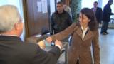 Cécile Duflot a voté