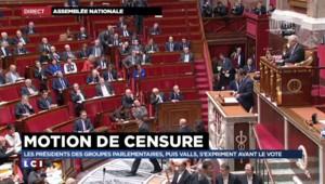 Christian Jacob liste les faux pas de Manuel Valls