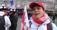 Coupe Davis : des supporters français déçus, des Suisses heureux