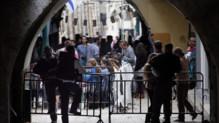 israël palestinien conflit