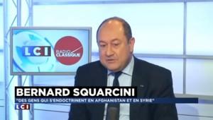 """Jihadistes en sommeil en France : """"4 ou 5% risquent de poser problème"""" selon Squarcini"""