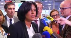 La première interview de la ministre du Travail, Myriam El Khomri