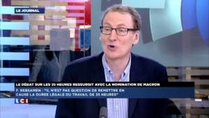 """La Rochelle : """"C'est tout de même le Parti socialiste qui est la famille de Manuel Valls"""""""